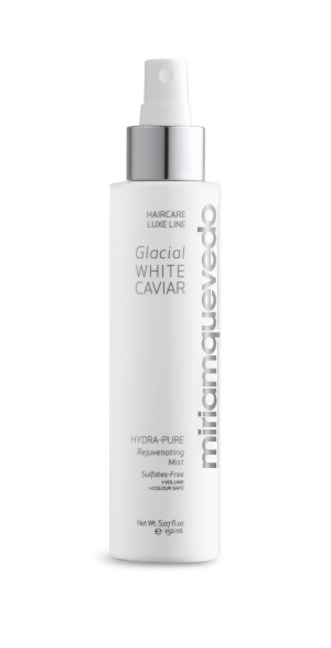 уход за волосами, кожа головы, Miriam Quevedo, Glacial White Caviar Hydra-Pure