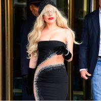 Леди Гага, ожирение