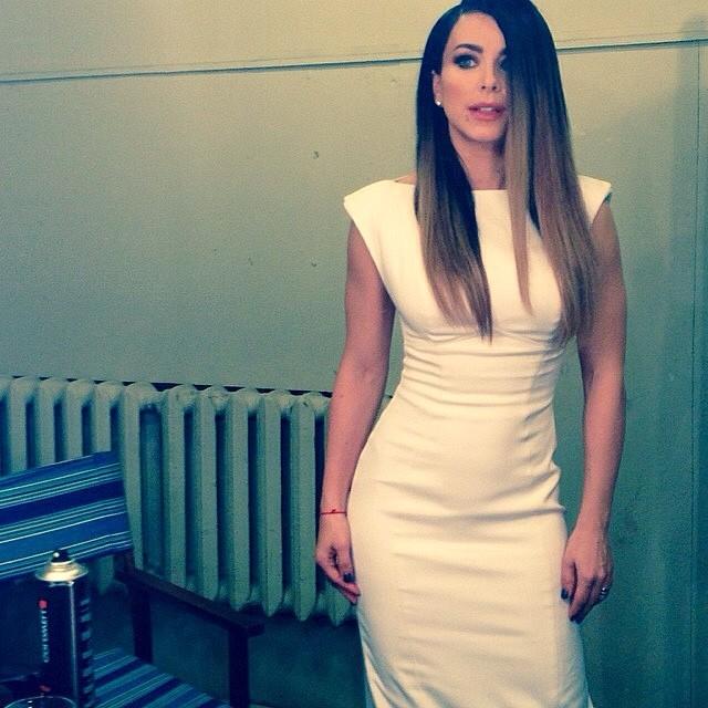 Ани Лорак, платье