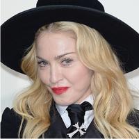 Мадонна, диета