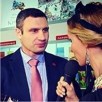 Катя Осадчая, Кличко, Ярош