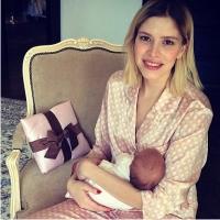 Лена Перминова, дочь