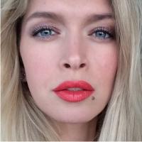 Вера Брежнева, модный макияж весны 2014