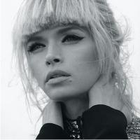 Вера Брежнева, модный журнал, Vogue
