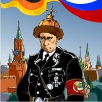 Путин, Украина