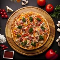 пицца, рецепт пиццы, Pizza House