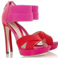 обувь, модные босоножки