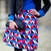 мода 2013, принты ткани