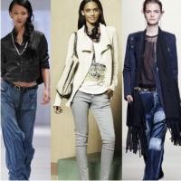мода, джинсы, джинсовая одежда