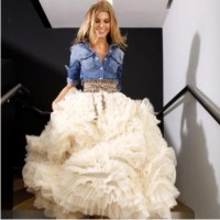свадебные платья, модные тренды