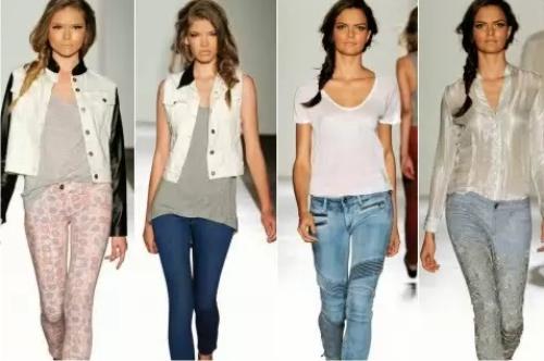 3acdbe16f7bb Обязательной вещью в гардеробе истинной модницы являются джинсы. Они уже  давно не ассоциируются с рабочей одеждой, предоставлены в разных стилевых  решениях.