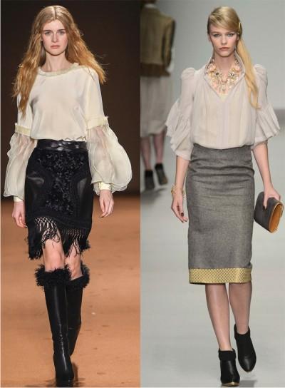 fe3e187900e Модные блузки 2016 года - Женский журнал GLIANEC