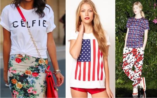 Модные майки этого лета