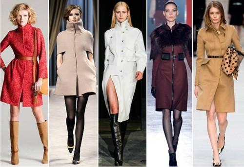 Модные пальто 2016 года женский журнал