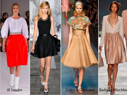 Fashion новости юбки