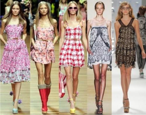 Главные тенденции летней моды 2015 - Женский журнал GLIANEC