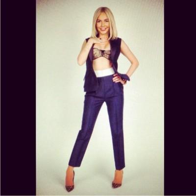 Маша малиновская мини юбка фото 239-753