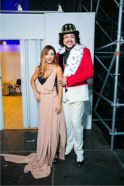 Популярная эстрадная певица и народная артистка Украины, она прославилась на...