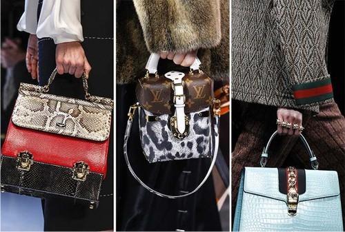 665c95df660d Какие сумки будут в моде в 2017 году? - Женский журнал GLIANEC