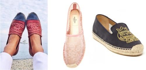 что такое эспадрильи фото обувь