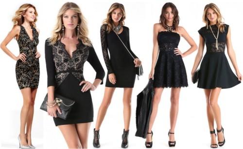 4b948cab77e8 Маленькое черное платье - модные тенденции 2016 года