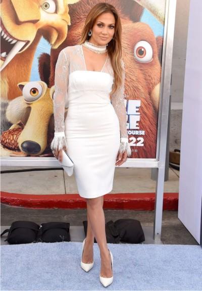Дженнифер лопес в платьях 2016