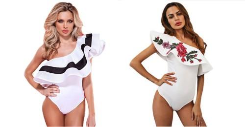 3511fd8d6140 Модный тренд весны 2018: блузка-боди - Женский журнал GLIANEC