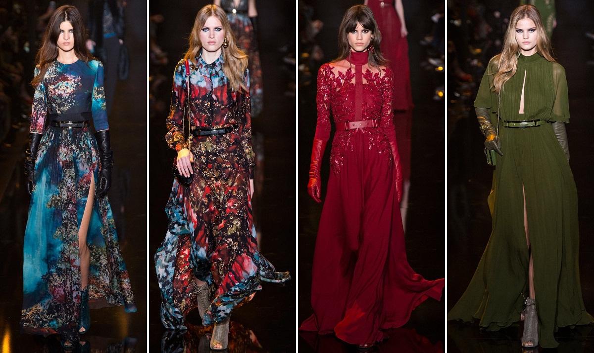 Модные Платья 2015 Осень