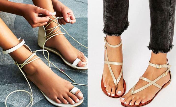 ae4b0c560 Изучая варианты летней обуви, не упустите из виду сандалии. Но прежде, чем  более подробно остановиться на этом виде обуви, давайте выясним, чем же  сандалии ...