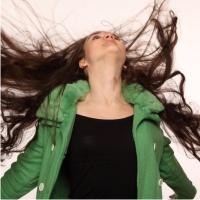 натуральная краска для волос, Chandi, органическая косметика