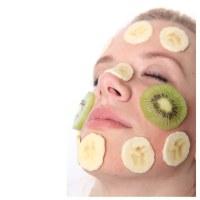фруктовые маски, маски для жирной кожи
