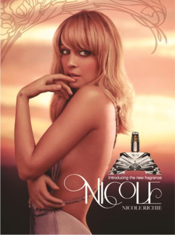 Николь Ричи, аромат Nicole