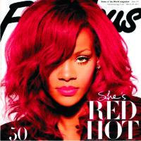 модный тренд, красные волосы