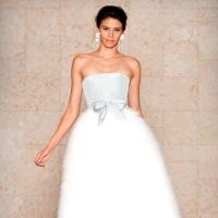 свадебнst платья, тренд 2013