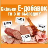 продукты, добавки Е, Токсиклин