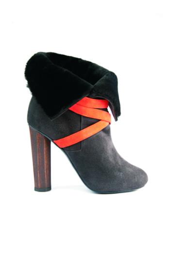 обувь осени, туфли, ботильоны, сапоги