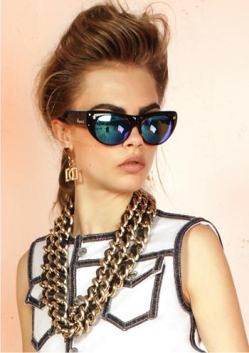 солнечные очки, тенденции, мода весны 2013