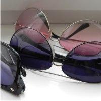 dc2210b798a8 Как все начиналось, мы знаем, солнцезащитные очки были придуманы жителями  севера от так называемой снежной слепоты. Солнце там вставало рано и  ослепительно ...