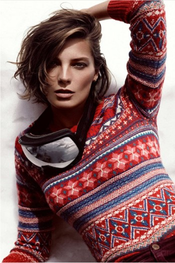 Лыжная мода, мода 2013