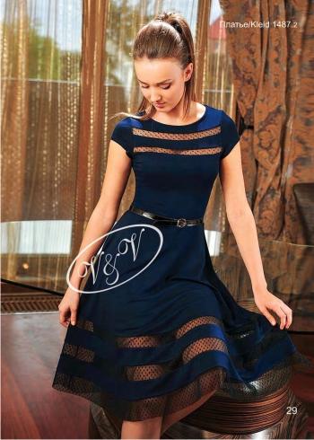 платье на 8 марта