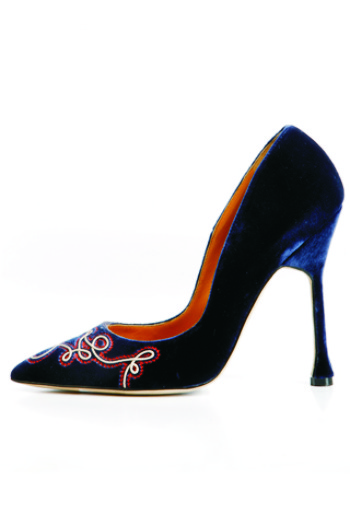 Модная обувь осени 2012, Керри Брэдшоу