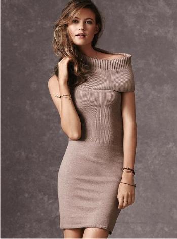 Платье-свитер, must-have, осень-зима 2012/2013