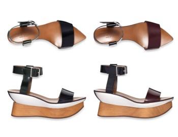 модные тренды, мода весны 2013, туфли