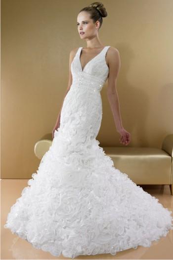 Самые красивые свадебные платья 2012 года. Фото - FASHIONABLE.com.ua ... d5dc36364f2d8
