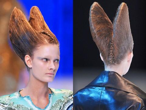 Женские прически закрывающие уши