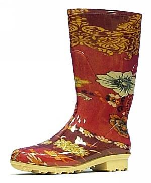 Резиновая Обувь Женская Оптом