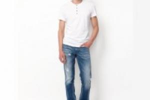 мужской джинс