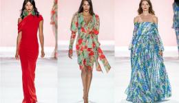 тенденции в мире моды на весну-лето