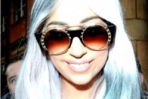 новое платье для Леди Гага