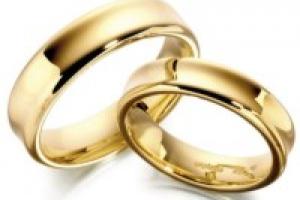 Как выбирать свадебные кольца